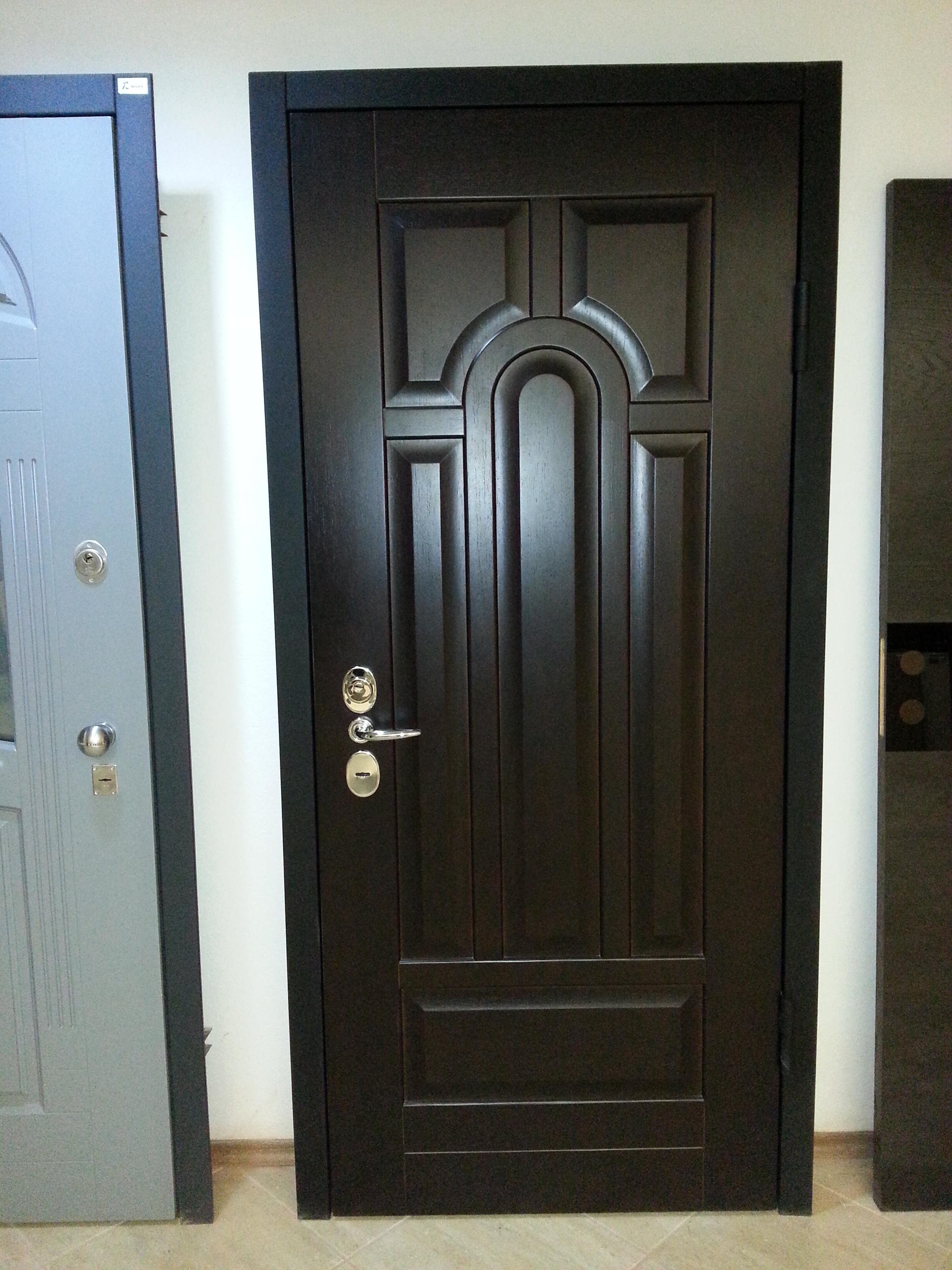 красивые и недорогие входные двери