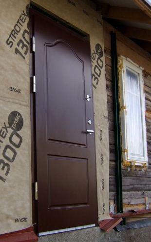 Как покрасить двери под старину из массива своими руками?