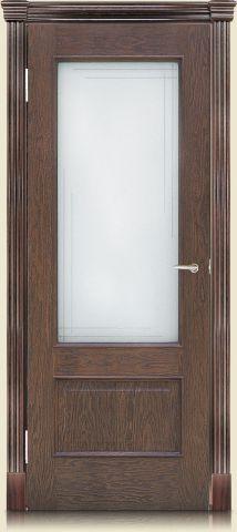 Межкомнатные двери из массива дерева - Купить двери из