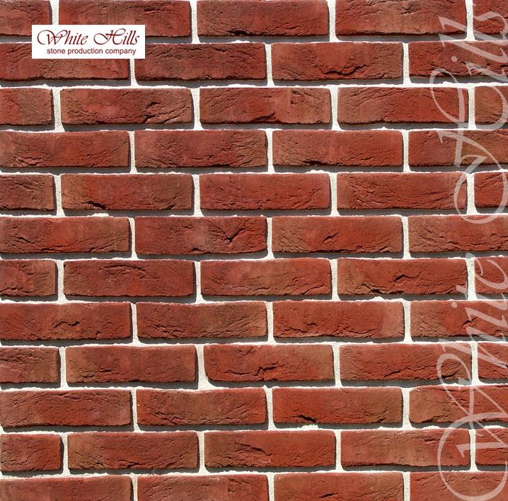Искусственный камень white hills london brick 301
