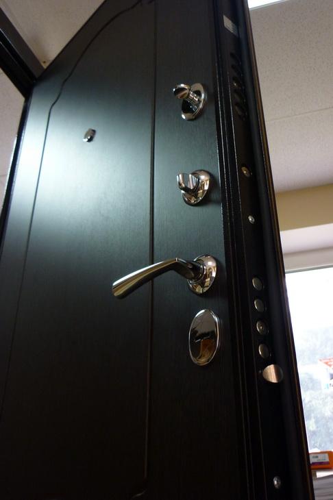 сколько стоят стальные входные двери